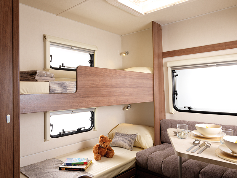 Venus 590 Double Bunk Beds