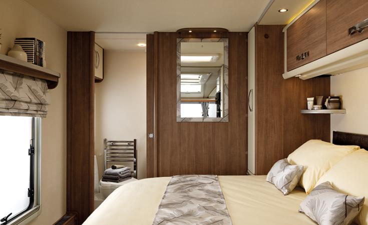 Alaria TI Transverse Island Bed