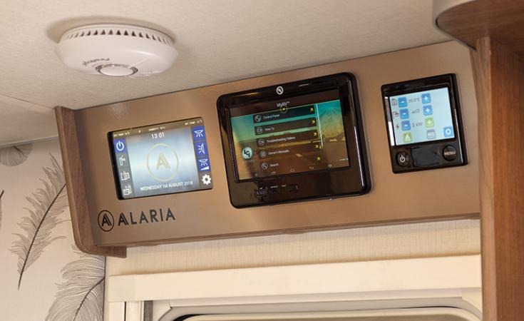 Alaria 'Assist' Control Panel