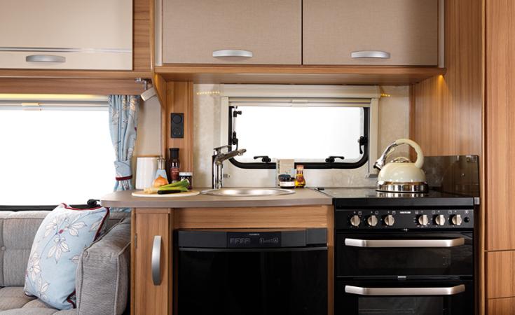 New Thetford K Series Oven