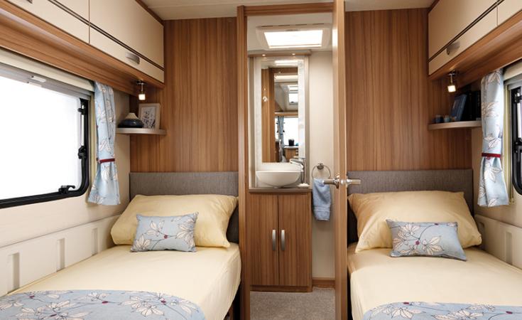 Quasar 554 Single Beds
