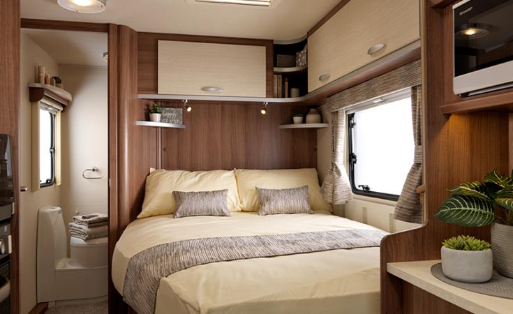 Venus 540 Double Bed