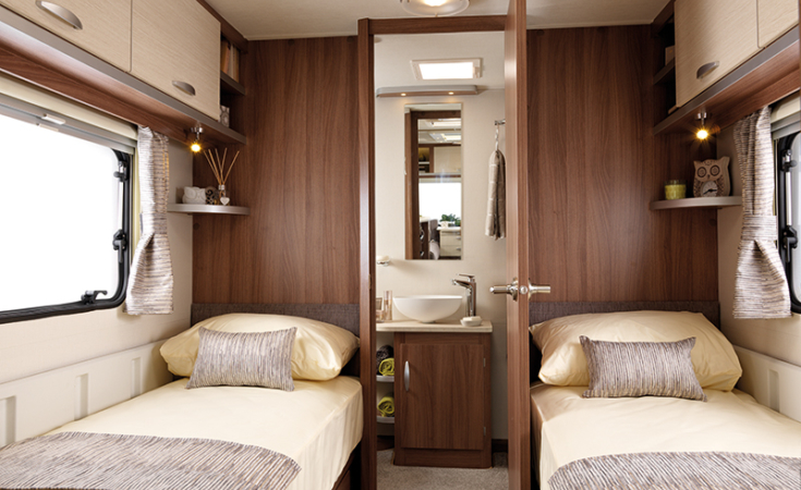 Venus 550 Single Beds