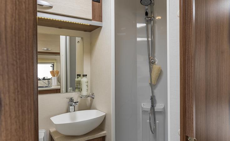 Cassini TI Washroom